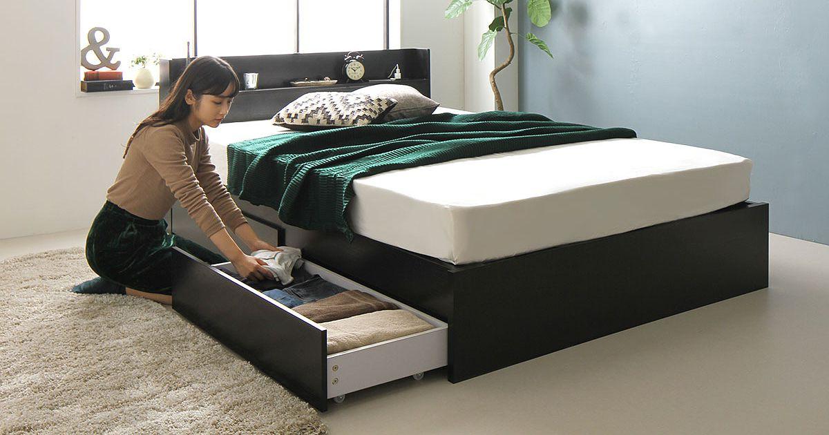 収納ベッドの選び方