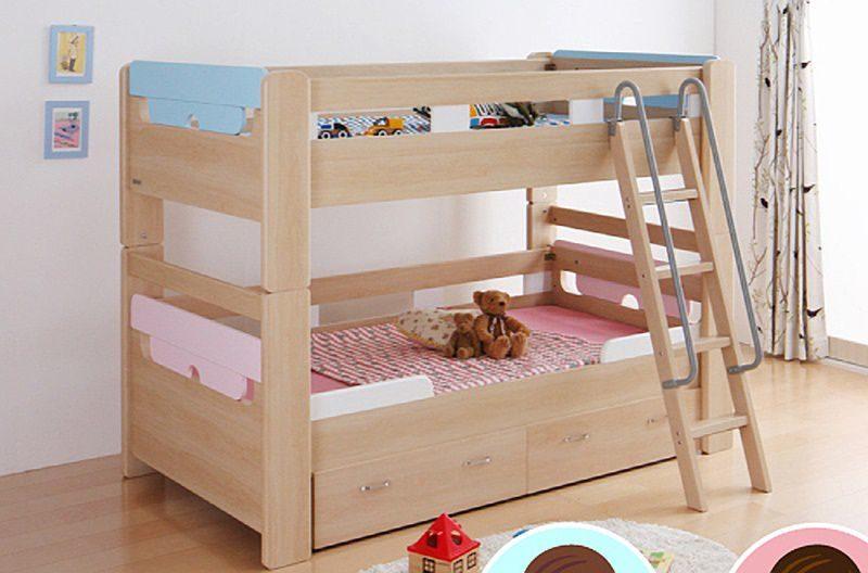 二段ベッドのハコラ